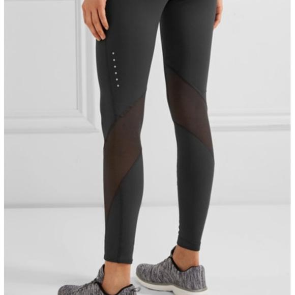 nike leggings with mesh